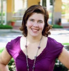 a headshot photo of Jennifer Watson, Ph.D.